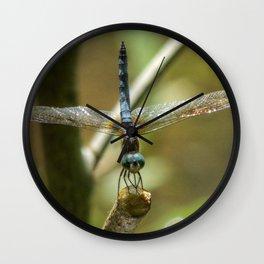 Small Dragon 5, Handstand Wall Clock