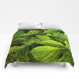 Floral V2 Comforters