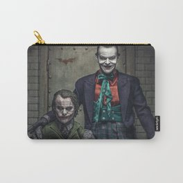 The Jokers in color Carry-All Pouch