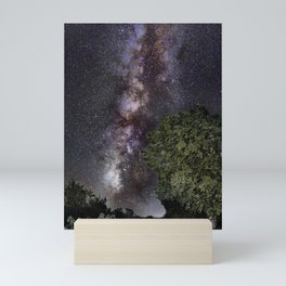 Towards the Milky way...... Mini Art Print