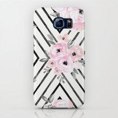 Blush Roses Mod Galaxy S7 Slim Case
