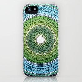 Seaglass Mandala iPhone Case