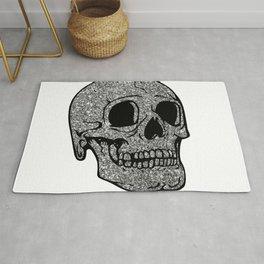 Diamond Skull Rug