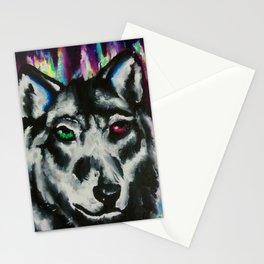 Lupo Borealis Stationery Cards