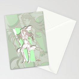 Gamer Soul Fighter Line - Kitana Stationery Cards