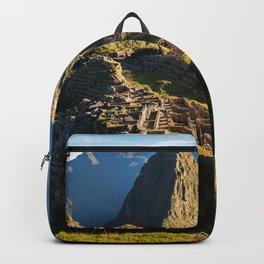 Machu Picchu, Peru Backpack