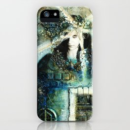 Inviting the Wind iPhone Case