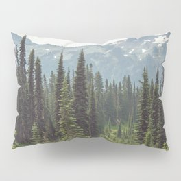 Escape to the Wilds - Nature Photography Pillow Sham