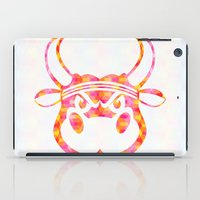 bull iPad Cases featuring Bull by Gusvili