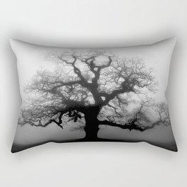 Naked Granddaddy Tree Rectangular Pillow