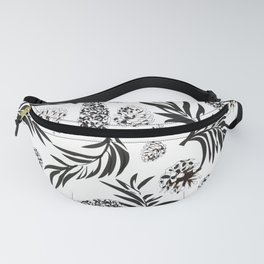 #Christmas #Pattern #Pine #Snow 8 Fanny Pack