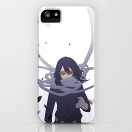 Shota Aizawa My Hero Academia iPhone Case