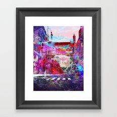 MASH 2 Framed Art Print
