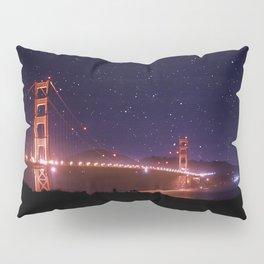Night Vision in San Francisco  Pillow Sham