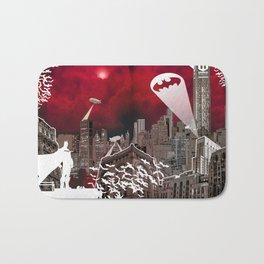 Gotham City Bath Mat