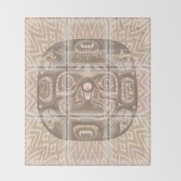 big SPIRIT Throw Blanket