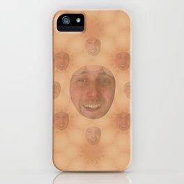 Sunnytime Wuce iPhone Case