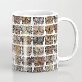 Breasts Diversity Coffee Mug
