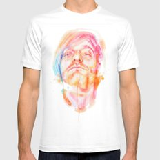 Ricardo Villalobos X-LARGE White Mens Fitted Tee