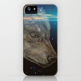 Wolf generation iPhone Case