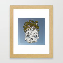 final flesh Framed Art Print