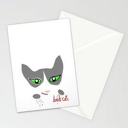 Bitchcat Stationery Cards