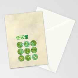 Video Game Controllers Stationery Cards