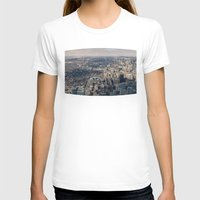 toronto T-shirts featuring Toronto by Nick De Clercq
