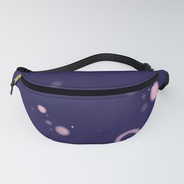 Stars in Space Fanny Pack