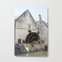 Beautiful Bayeux Metal Print