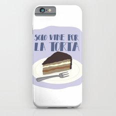Solo vine por la torta iPhone 6s Slim Case