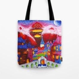 A City Of Dreams - Velaris Tote Bag