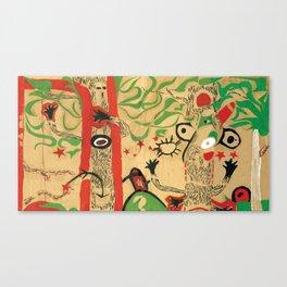 Tree Ashe Canvas Print