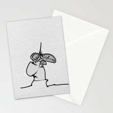 Puffy Dude Stationery Cards