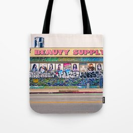 Beauty Supply Tote Bag