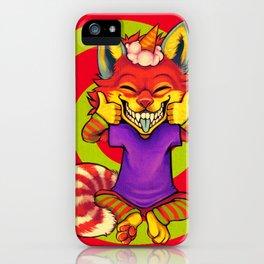 Trickster KamFox iPhone Case