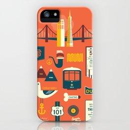 Sanfrancisco iPhone Case