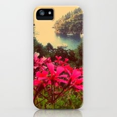 A little piece of paradise Slim Case iPhone (5, 5s)