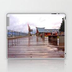 Olympia's waterfront Laptop & iPad Skin