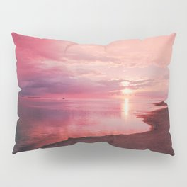 Maldivian sunset 7 Pillow Sham