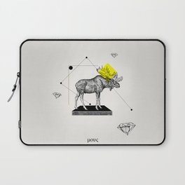 Mr. Moose Laptop Sleeve