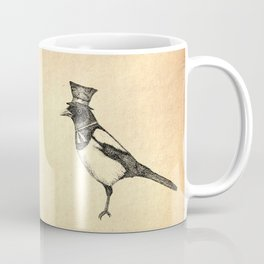 Hello Mister Magpie Coffee Mug