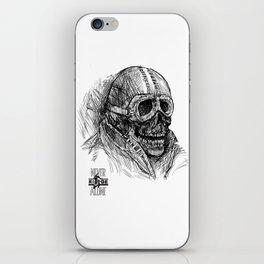 Unhead iPhone Skin