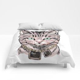 Copy Cat Comforters
