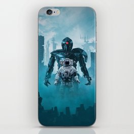 Shadow of the Cyclops iPhone Skin