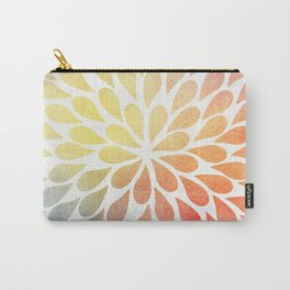 Petal Burst #26 Carry-All Pouch