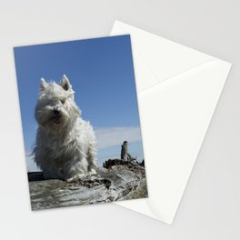 Carver by the sea Stationery Cards