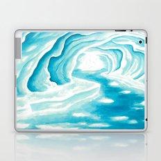 Ice Cavern Laptop & iPad Skin