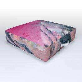 Pinkish Outdoor Floor Cushion