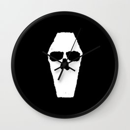 Cadaver Clan Wall Clock